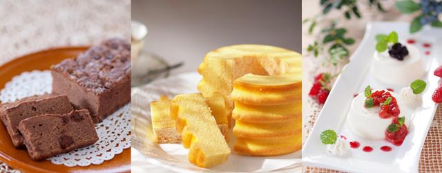 ジャンボクーヘン・レアチーズケーキ