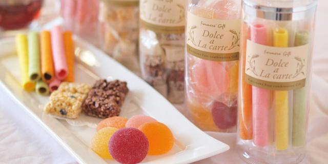 甘くて可愛くて美味しいドルチェ・ア・ラ・カルト